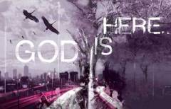 god_is_here