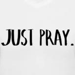 just-pray