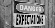 false expectations
